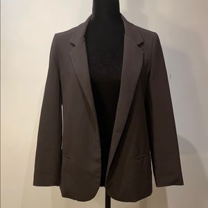 Silence + Noise Urban Outfitters Open Blazer